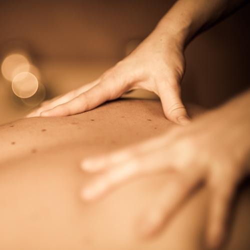 Initiation massage